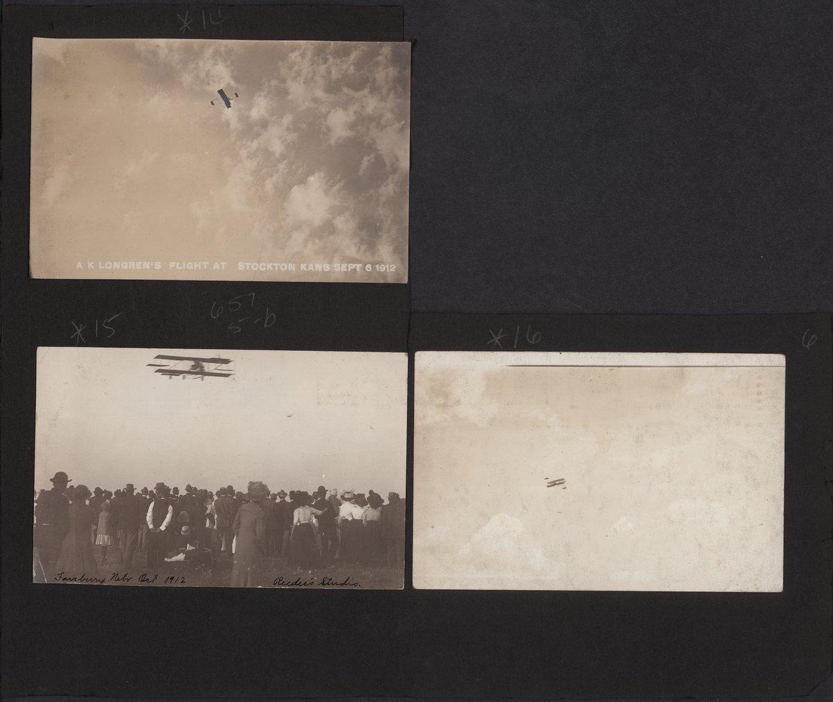 Albin Kasper Longren's photograph album - 6