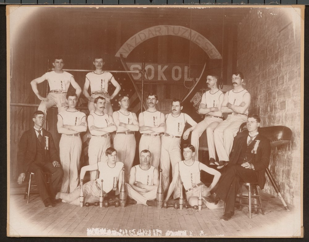 Bohemian Athletic Club, Wilson, Kansas