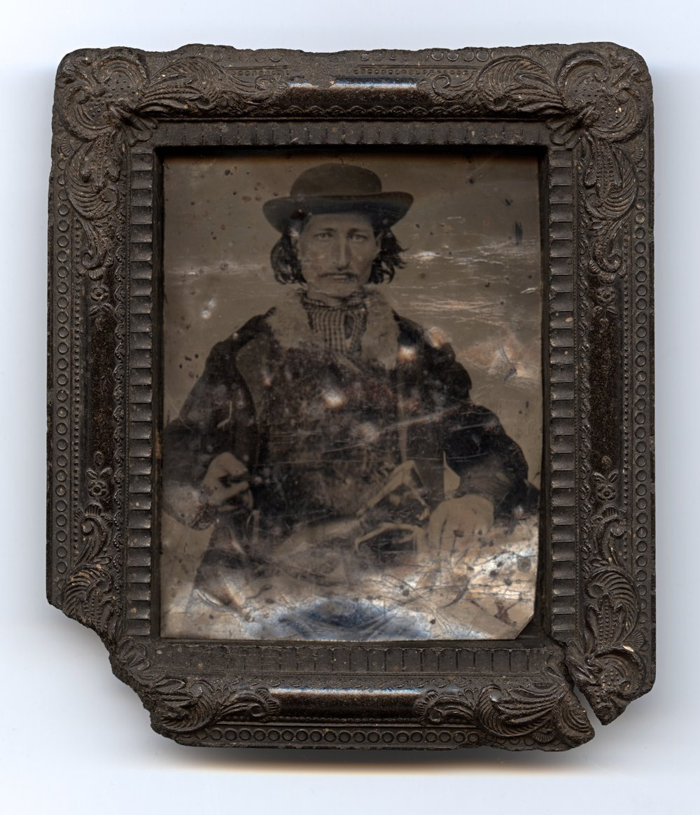 "James Butler ""Wild Bill"" Hickok - 1"