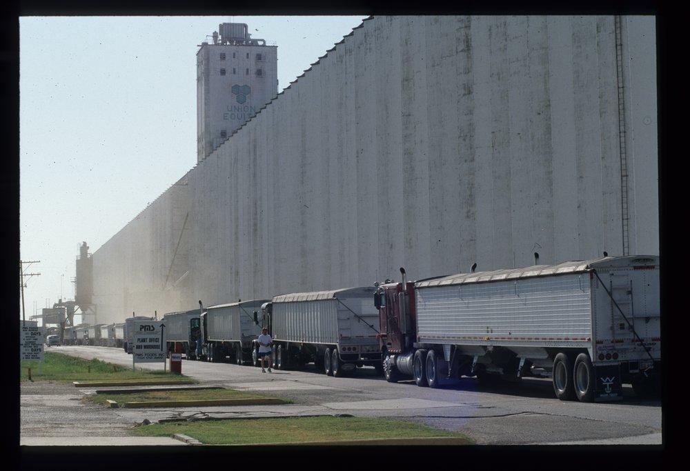 Hutchinson grain elevator, Hutchinson, Kansas - 2