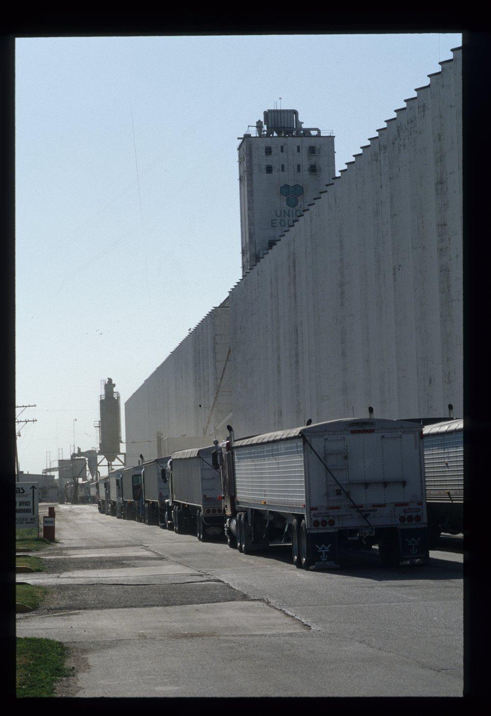 Hutchinson grain elevator, Hutchinson, Kansas - 3