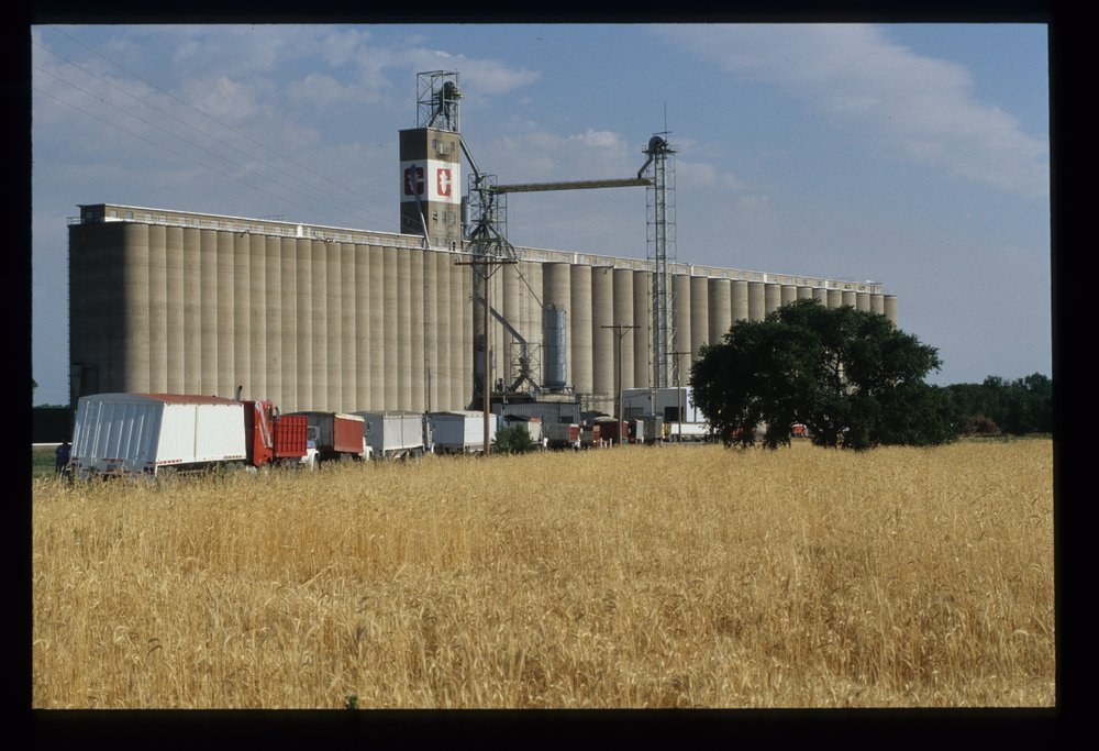 Hutchinson grain elevator, Hutchinson, Kansas - 6