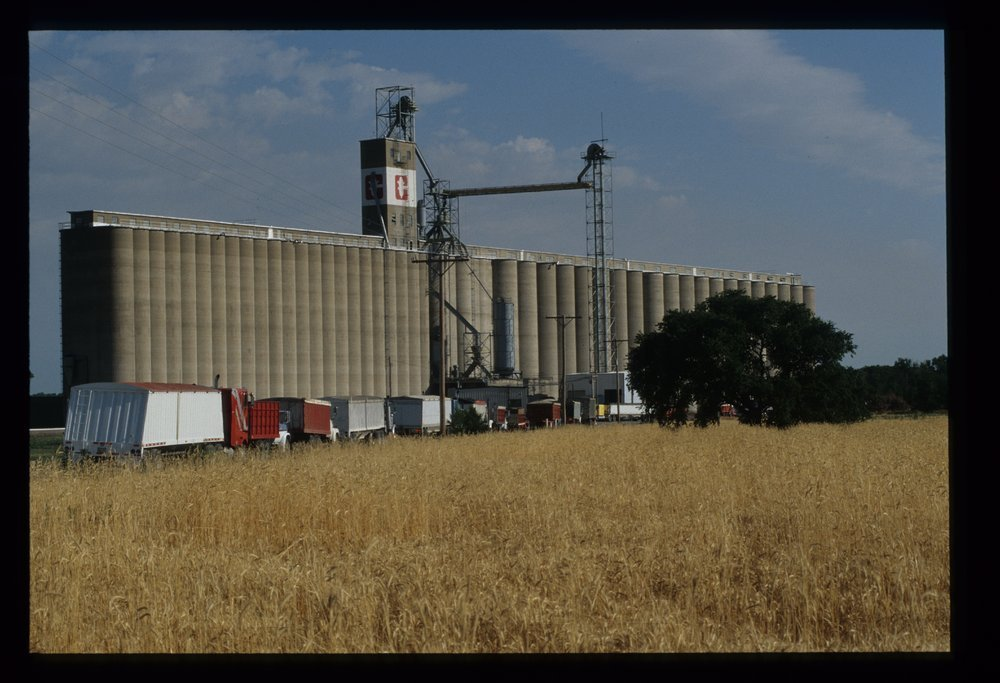 Hutchinson grain elevator, Hutchinson, Kansas - 7