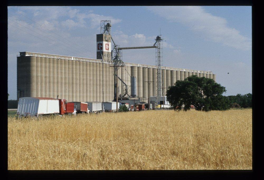 Hutchinson grain elevator, Hutchinson, Kansas - 8