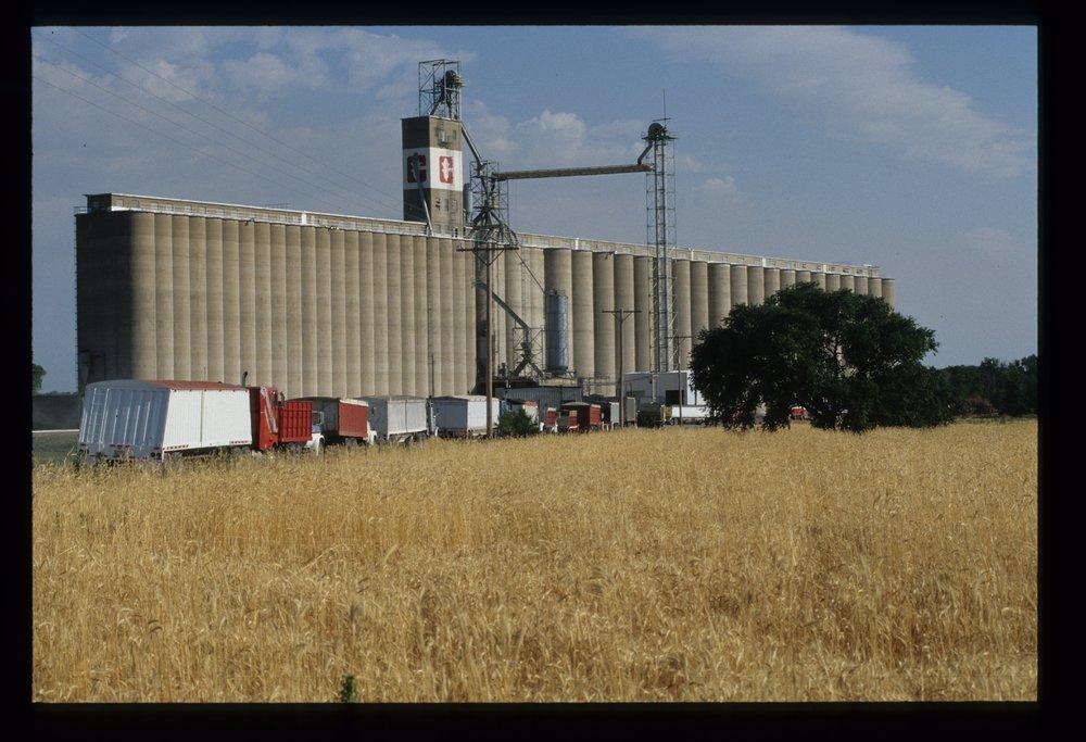 Hutchinson grain elevator, Hutchinson, Kansas - 9