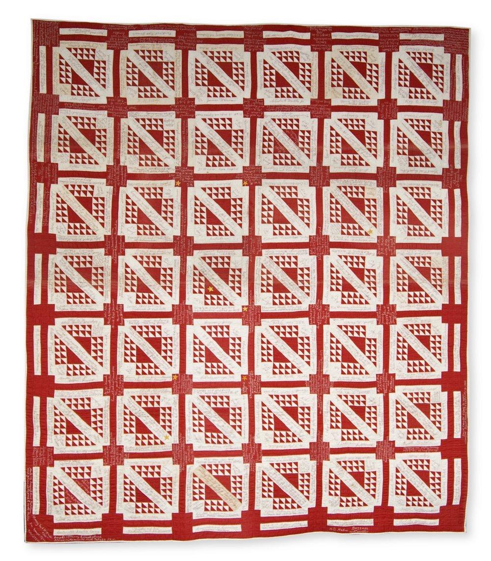 Primrose Path quilt