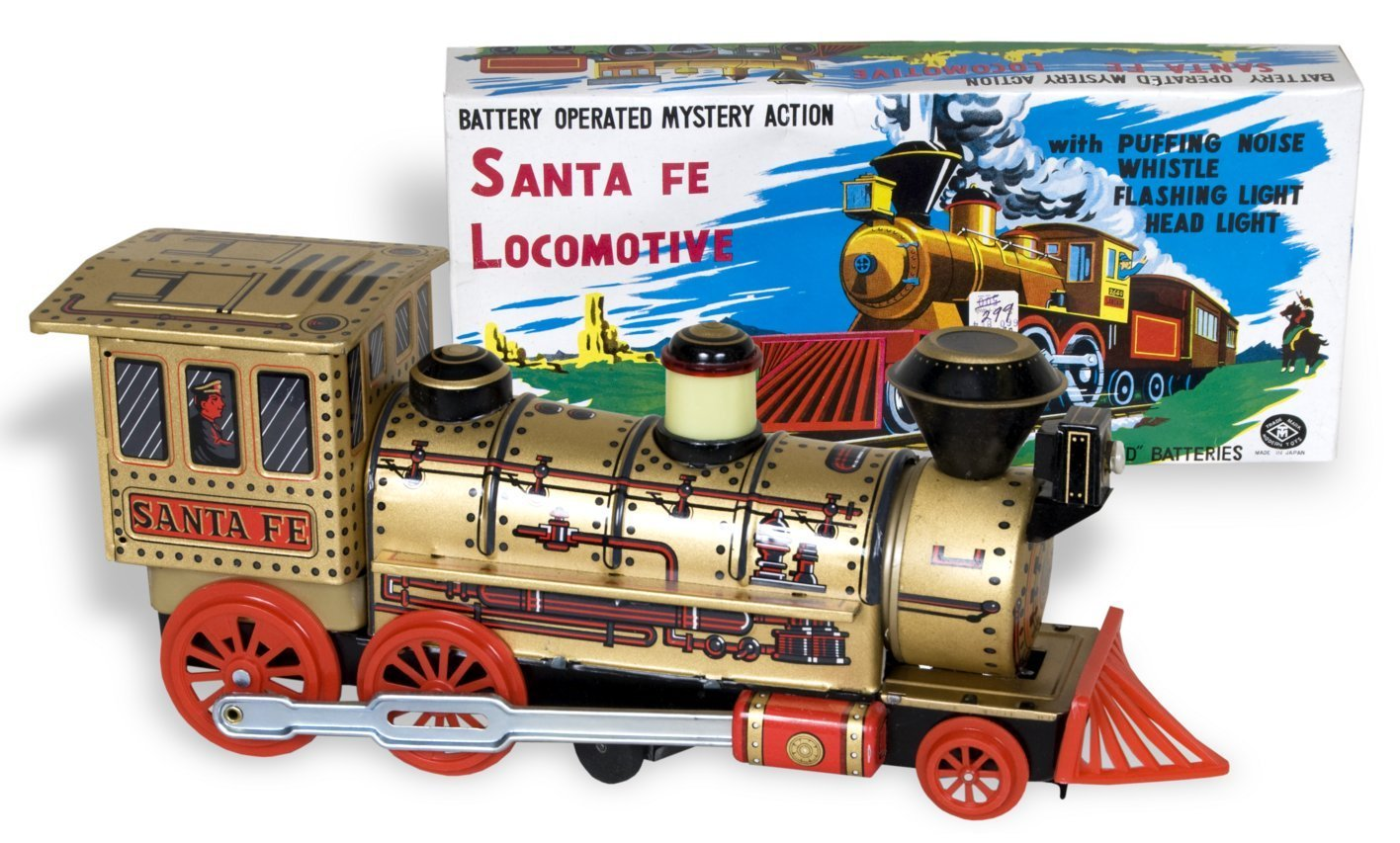 Toy train - Kansas Memory - Kansas Historical Society