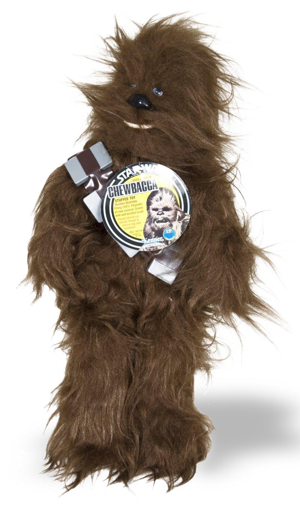 Star Wars stuffed toy