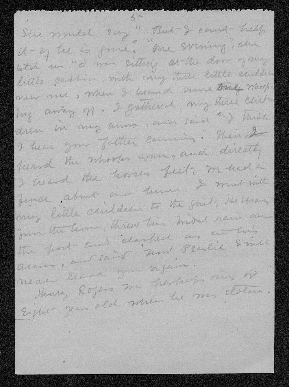 Julia Ann Stinson correspondence - 11