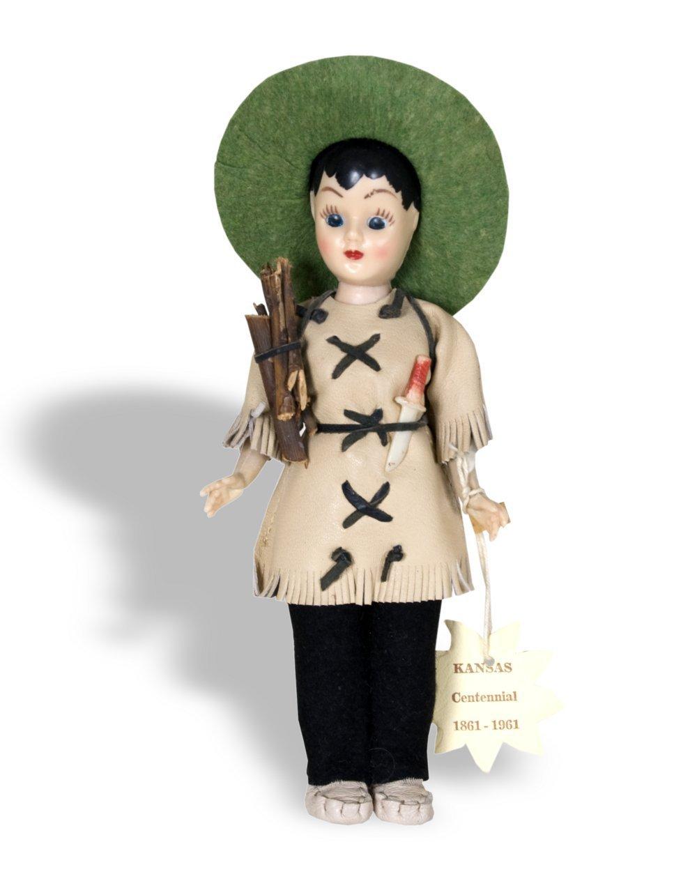 Kansas Centennial doll