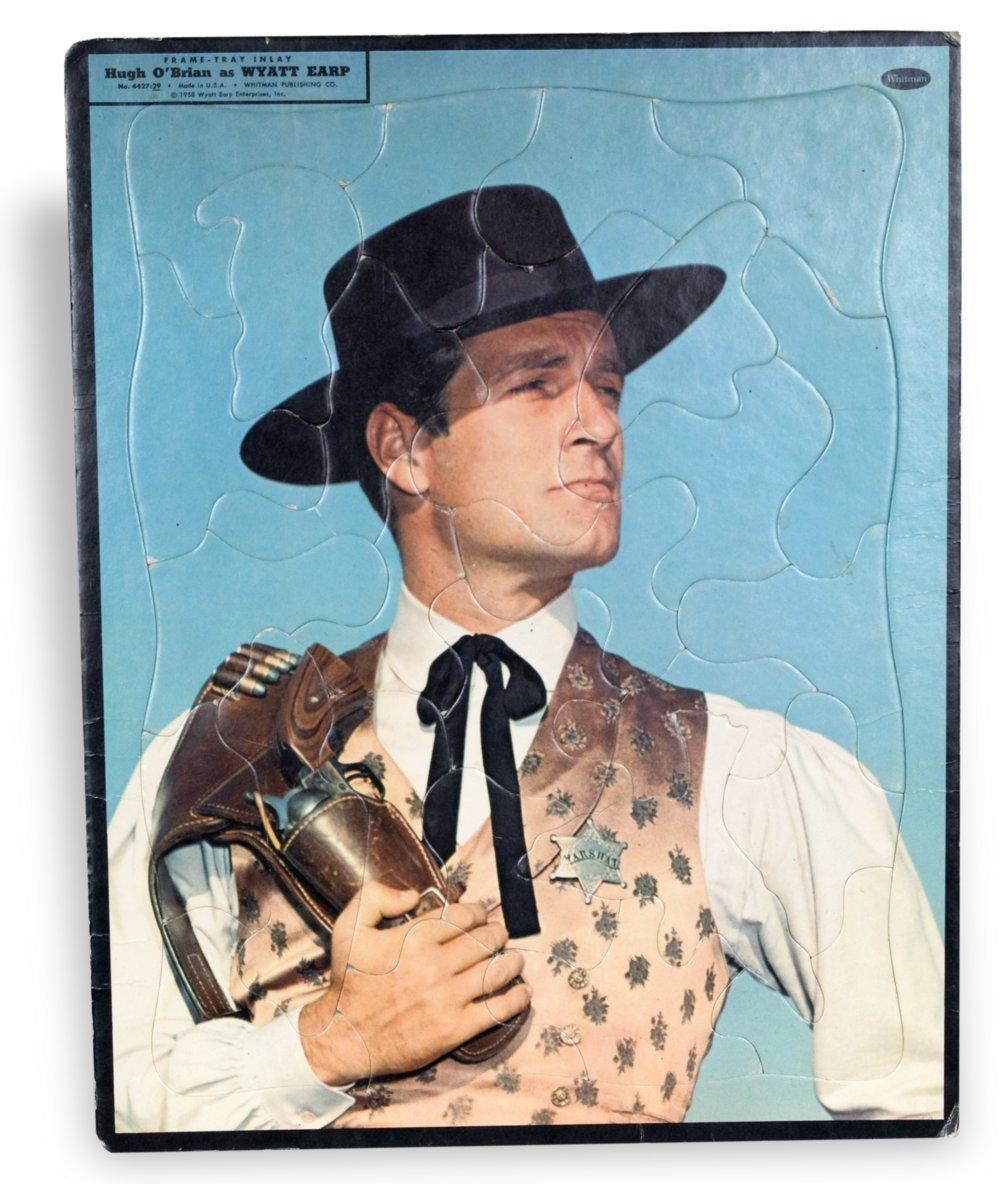 Wyatt Earp puzzle