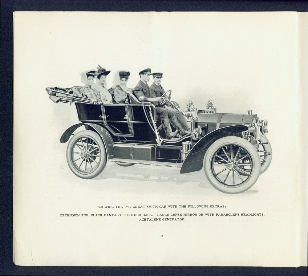 The Great Smith car - 2