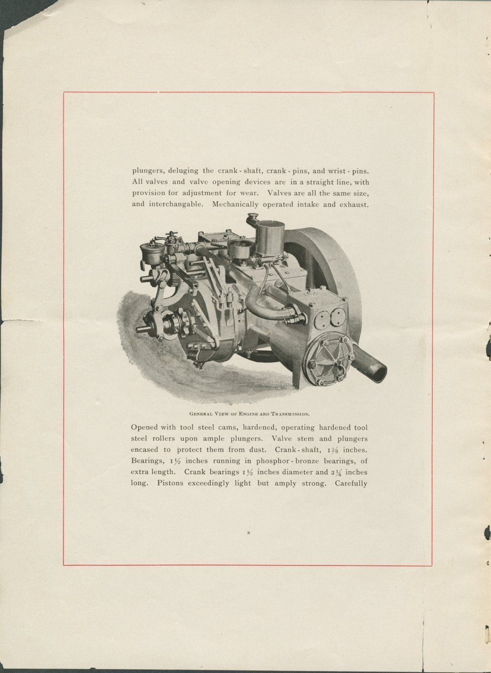 Veracity automobiles. Smith Automobile Company, Topeka, Kansas - 8