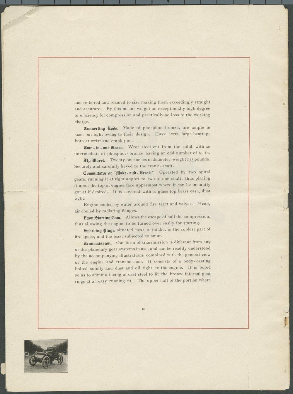 Veracity automobiles. Smith Automobile Company, Topeka, Kansas - 10