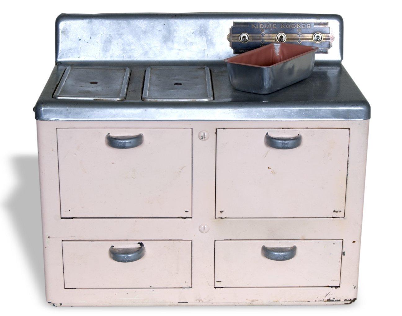 Toy stove - 2
