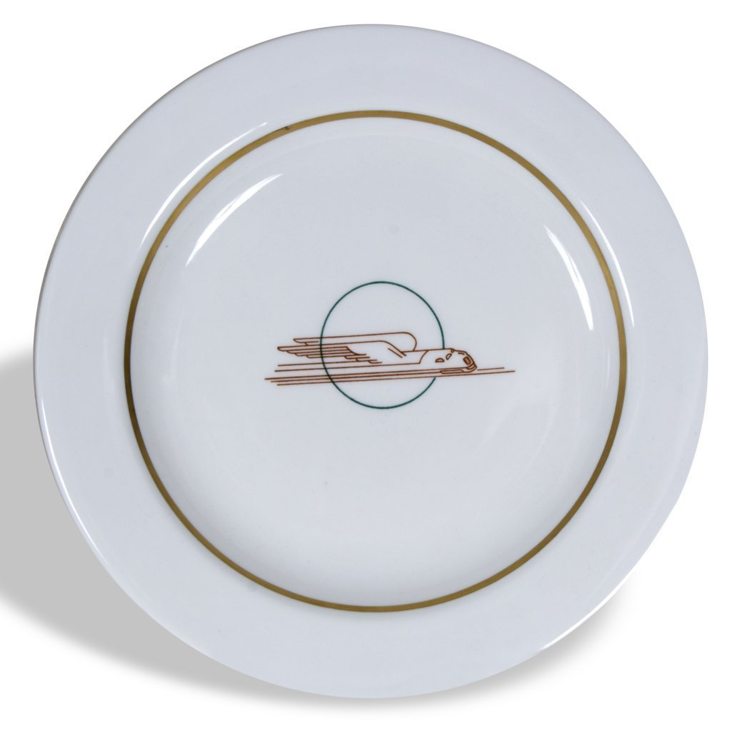"""City of Kansas City"" plate"