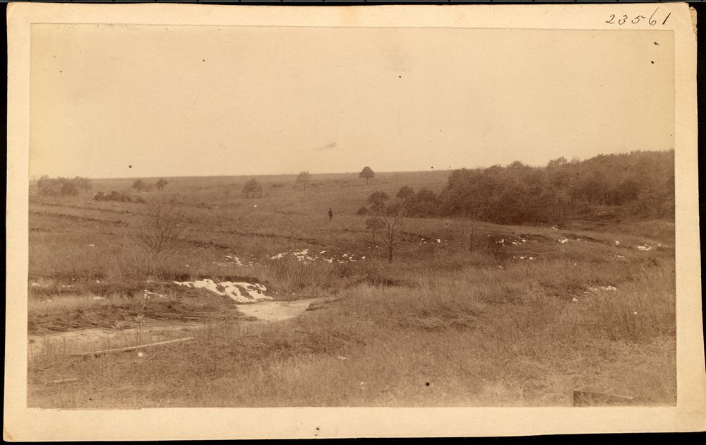 Black Jack battleground in Douglas County, Kansas