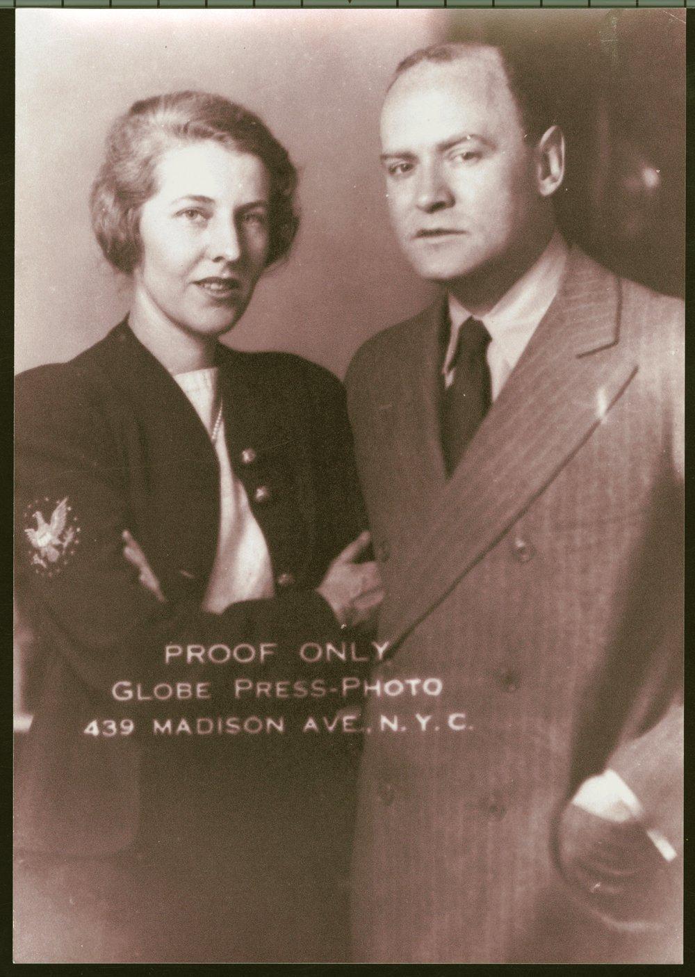 William Lindsay and Kathrine White
