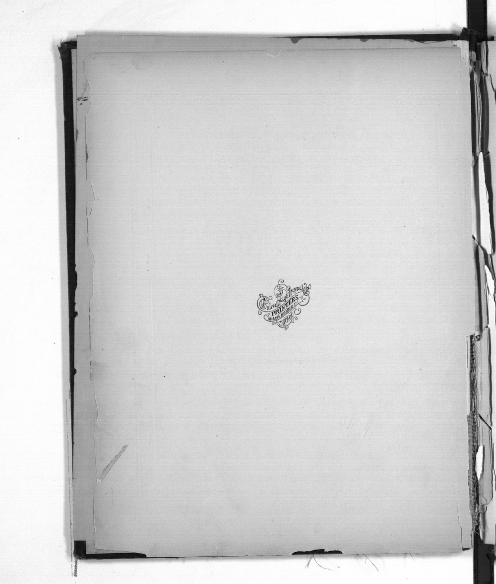 Historical Plat Book of Jackson County, Kansas - Printer's mark