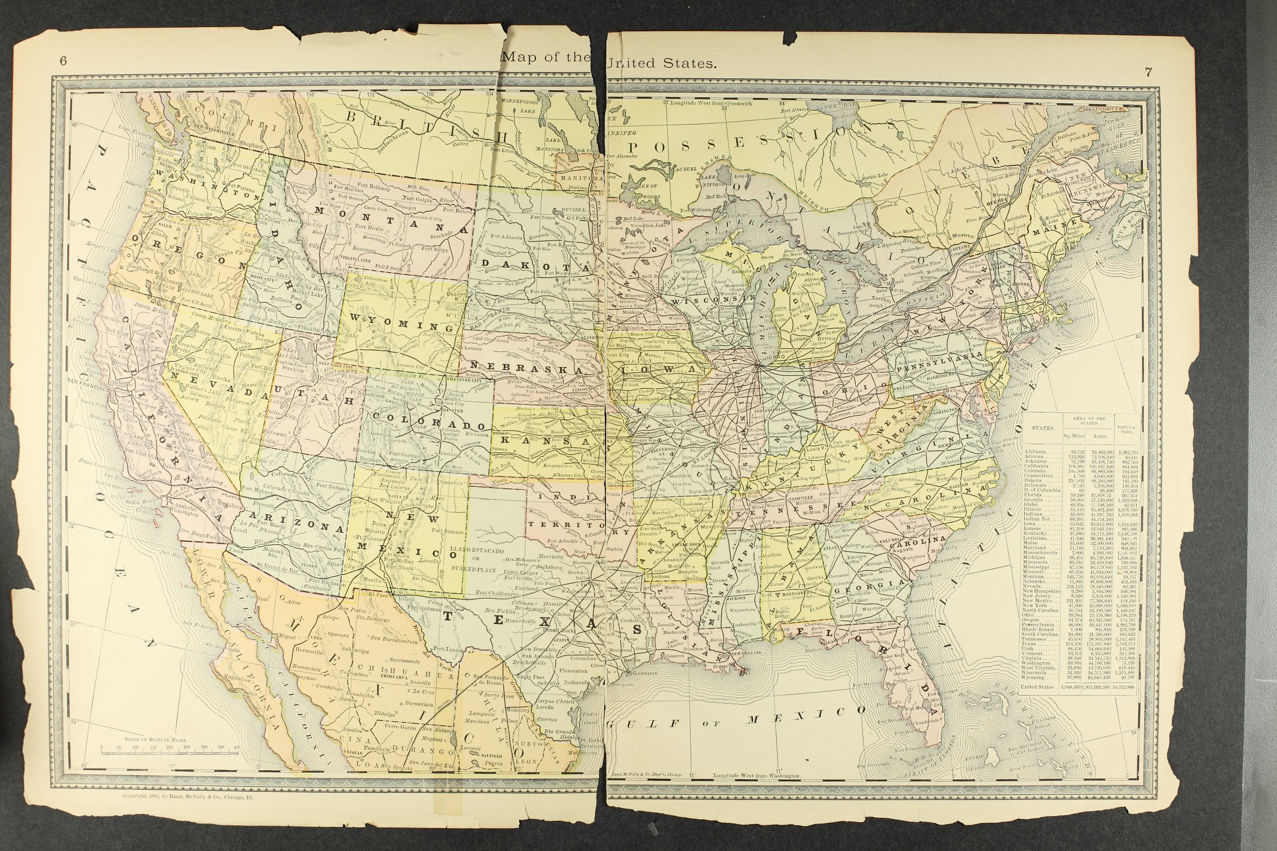 Historical Plat Book of Jackson County, Kansas - Map of the United States