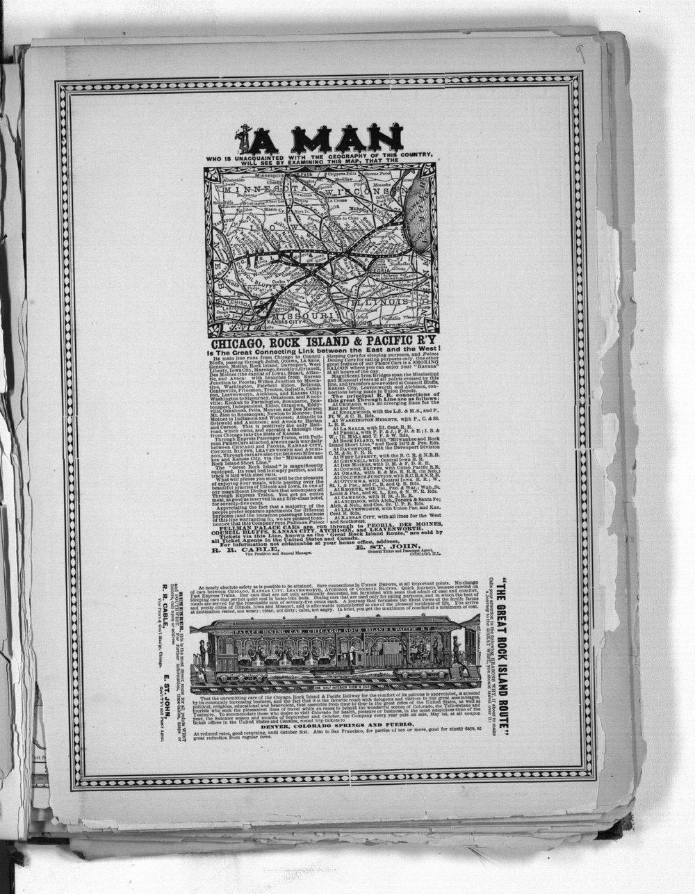 Historical Plat Book of Jackson County, Kansas - 9