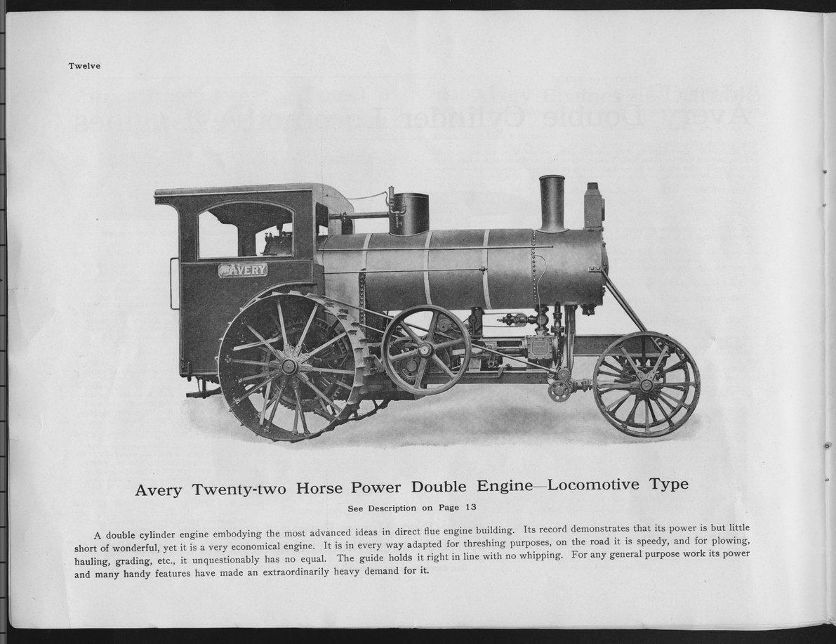 Avery Manufacturing Company catalog - 12