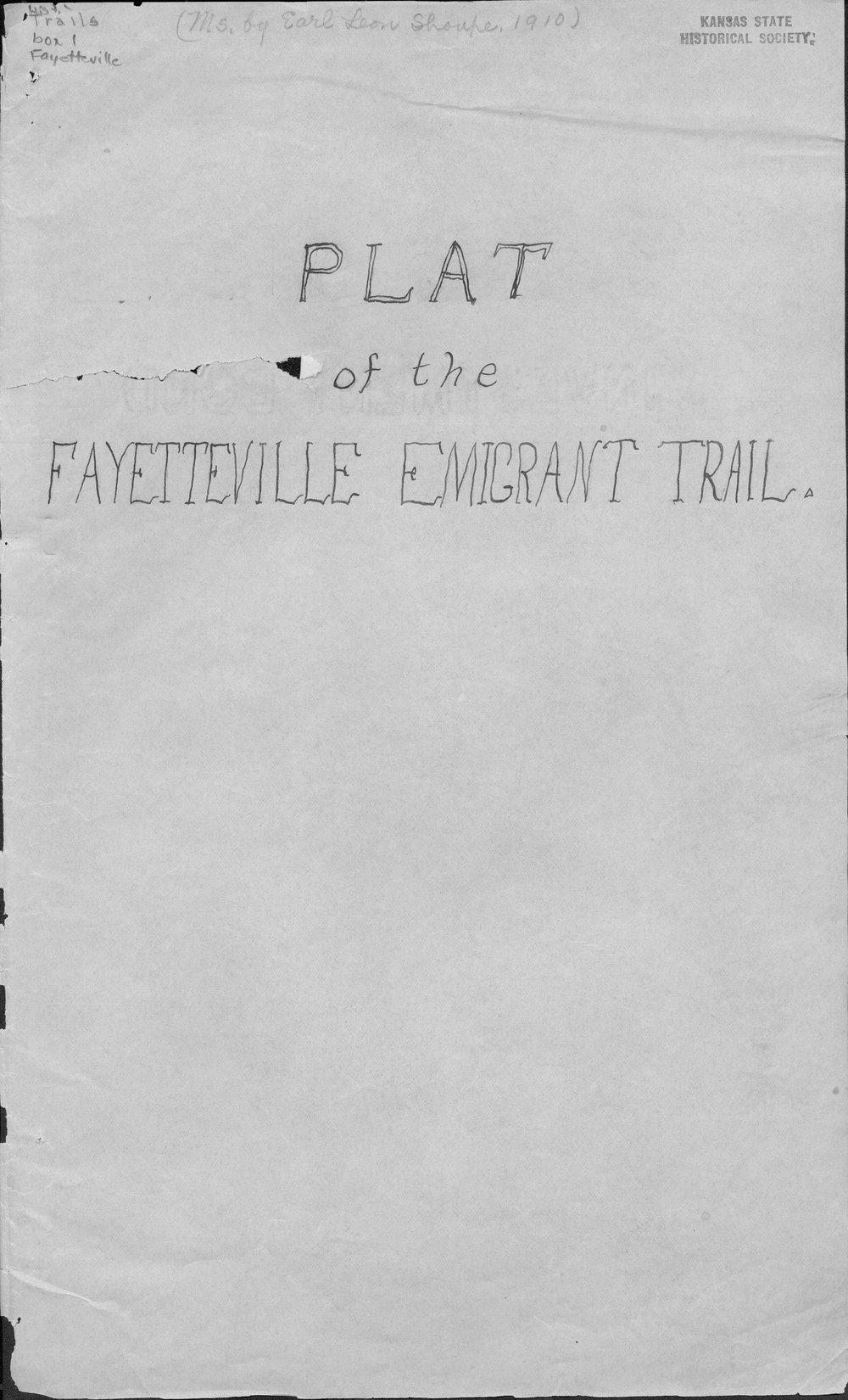 Fayetteville road - 6
