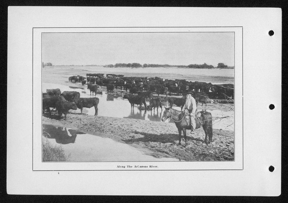 Souvenir, Hamilton County and Syracuse, Kansas - 4
