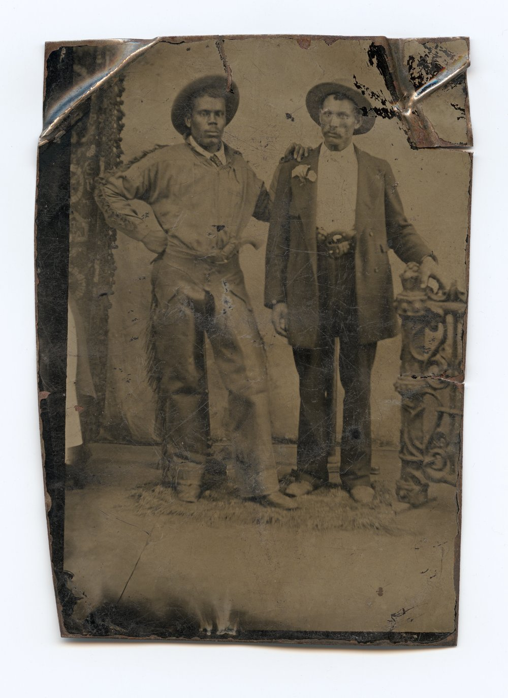 African American cowboys