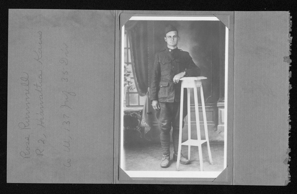 Ross J. Rummel, World War I soldier - 3