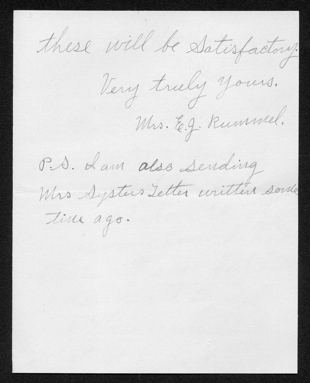 Ross J. Rummel, World War I soldier - 8