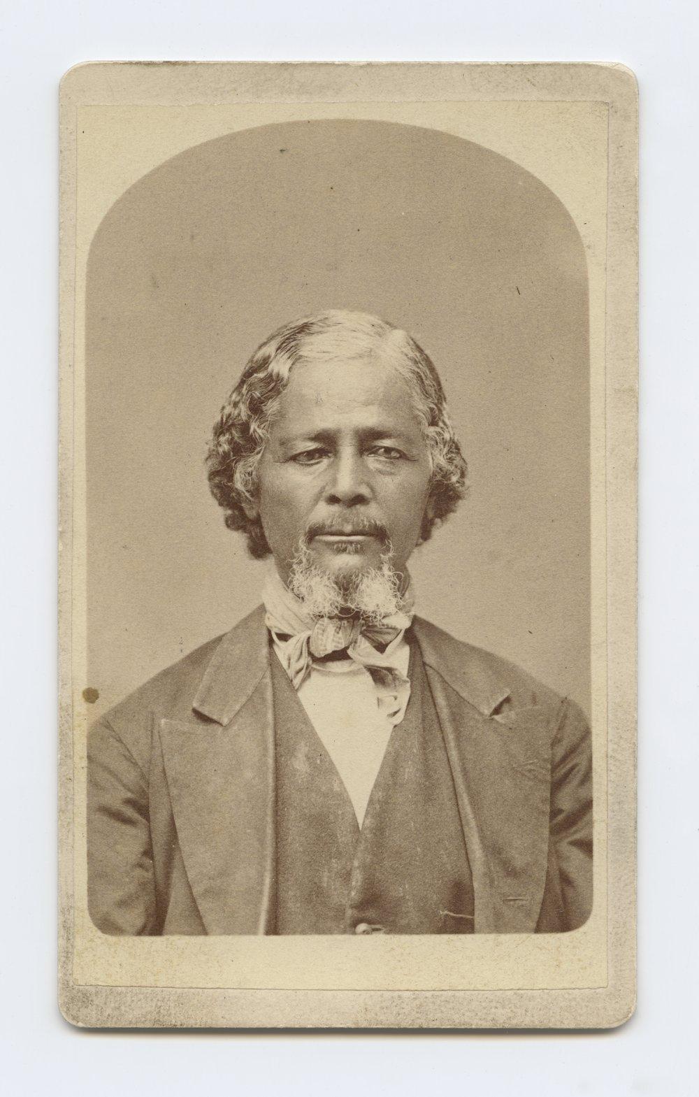 "Benjamin ""Pap"" Singleton - 1"