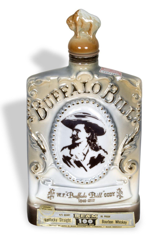 Buffalo Bill bottle - 1
