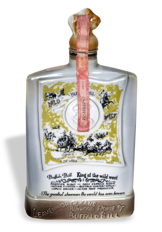 Buffalo Bill bottle - 2