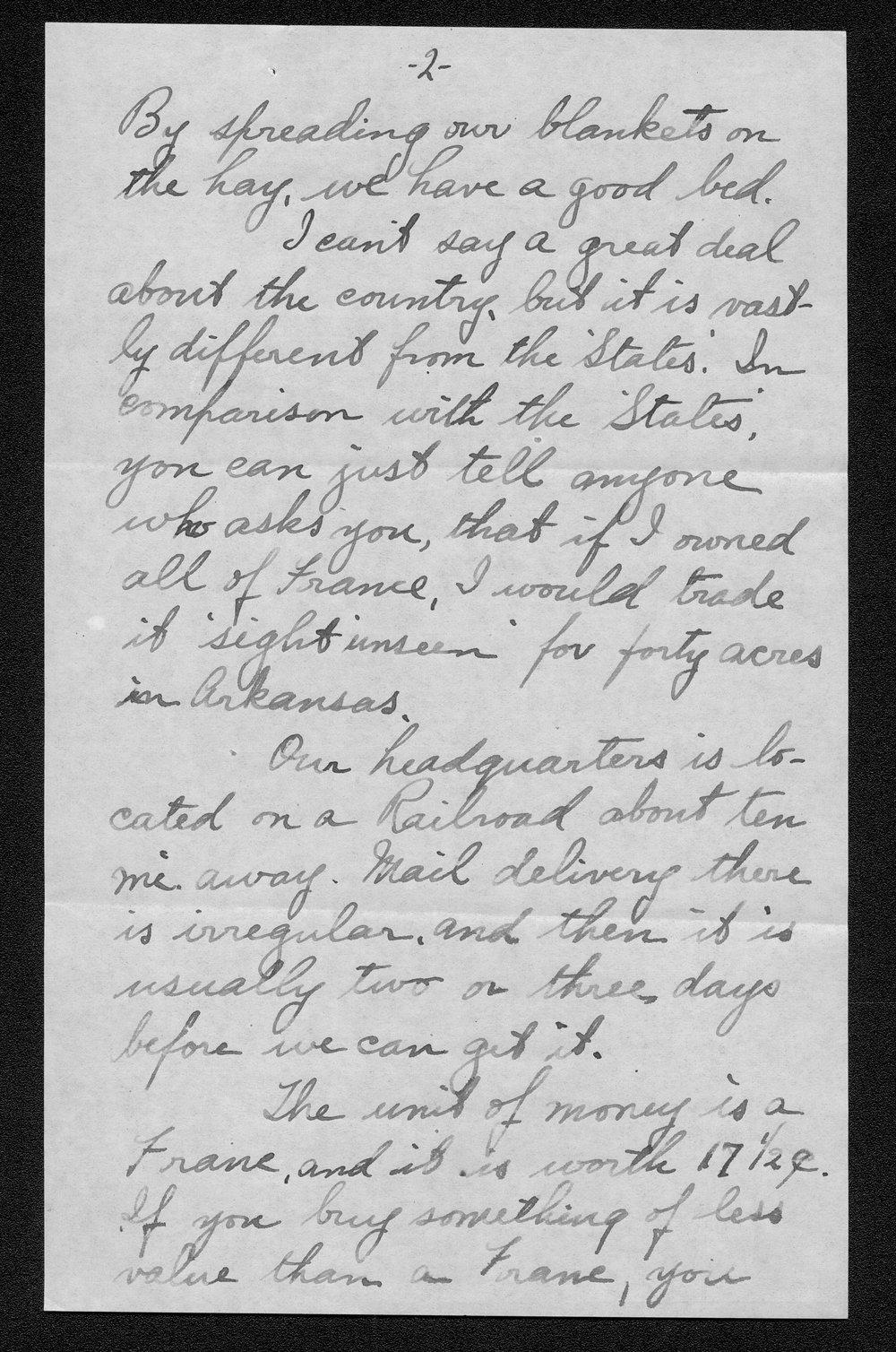Samuel D. Russell, World War I soldier - 7