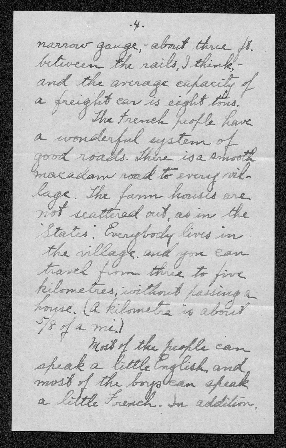 Samuel D. Russell, World War I soldier - 9