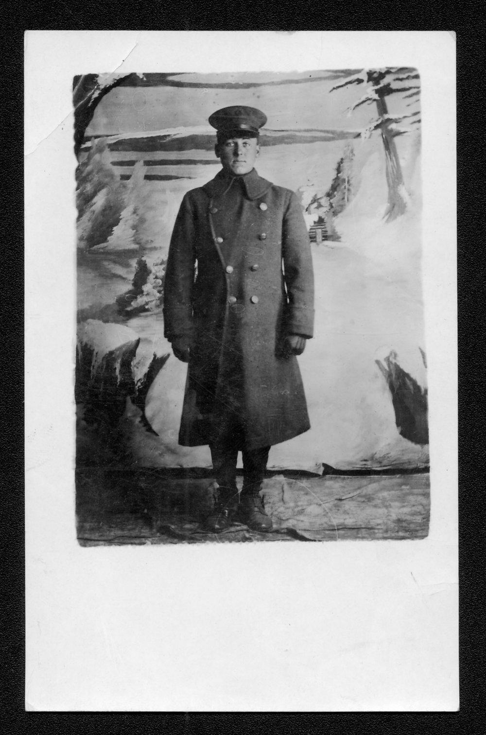 Joseph R. Sargeant, World War I soldier - 1