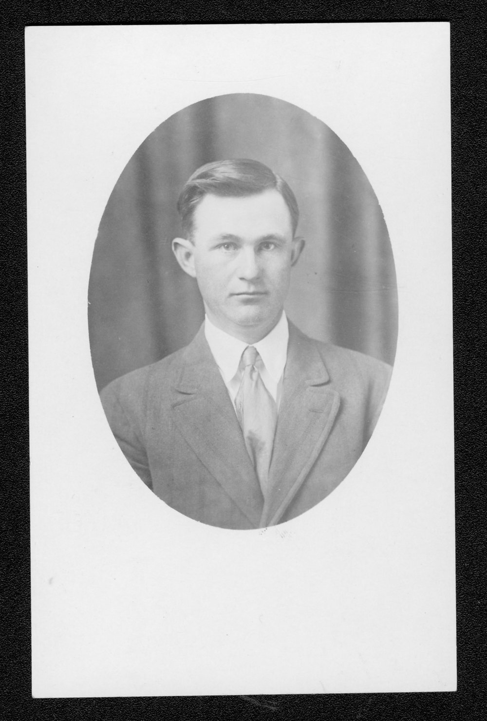 James L. Hughes, World War I soldier - 1