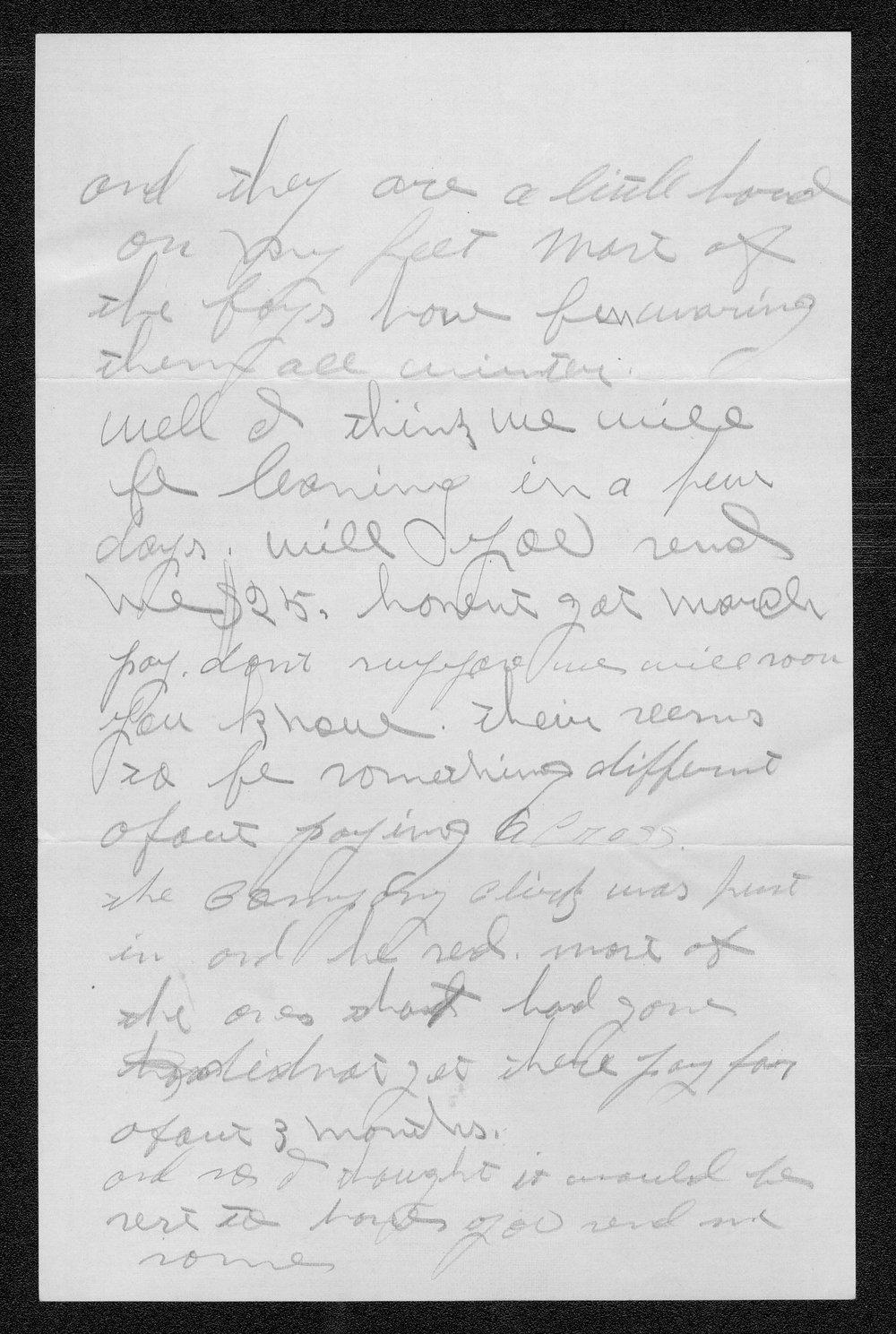Thomas C. Ingraham, World War I soldier - 12