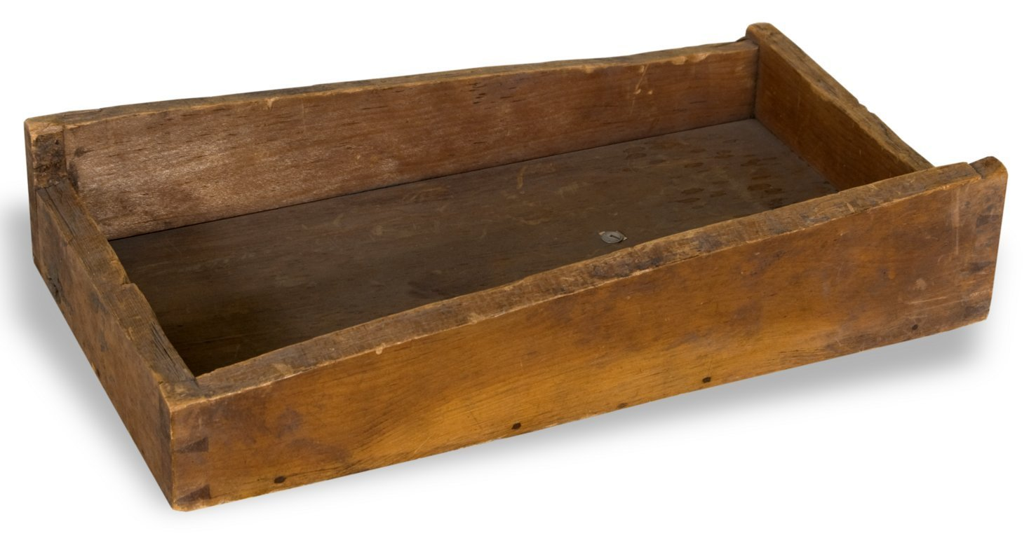 Ballot box fragment - 1