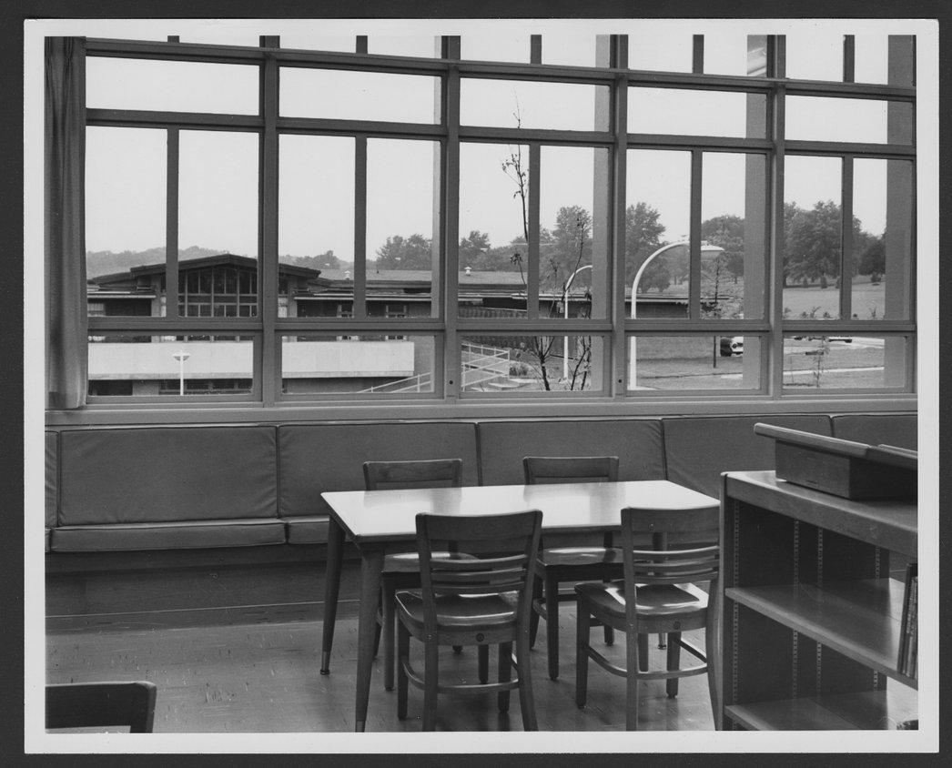Interior views of the Menninger Clinic Children's units in Topeka, Kansas - 4
