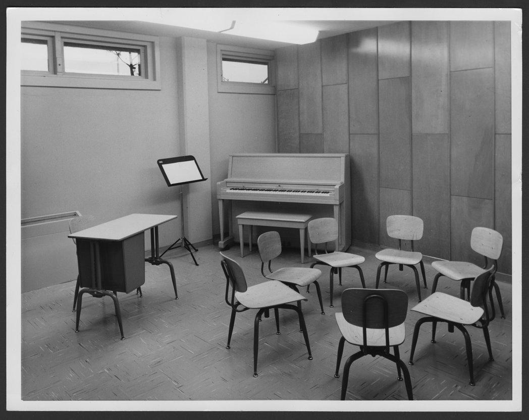 Interior views of the Menninger Clinic Children's units in Topeka, Kansas - 5