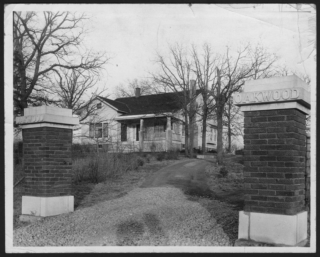 Charles F. Menninger homes in Topeka, Kansas -