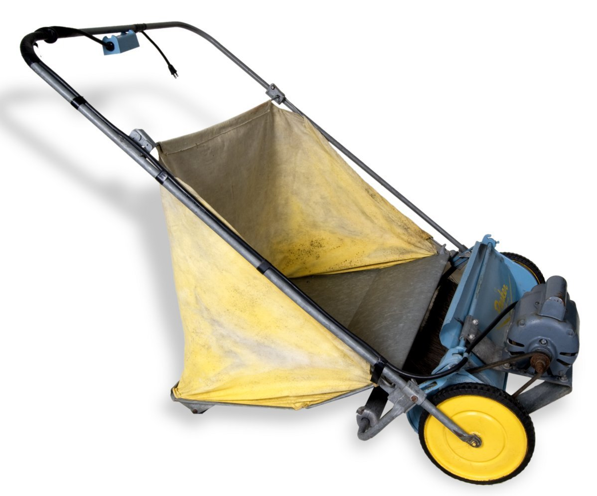 Lawn sweeper - 1