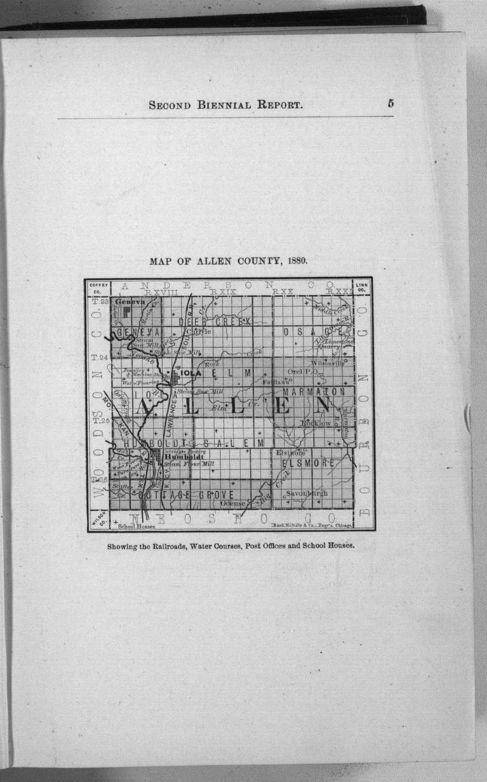 Second biennial report of the Kansas State Board of Agriculture, 1879-80 - 5