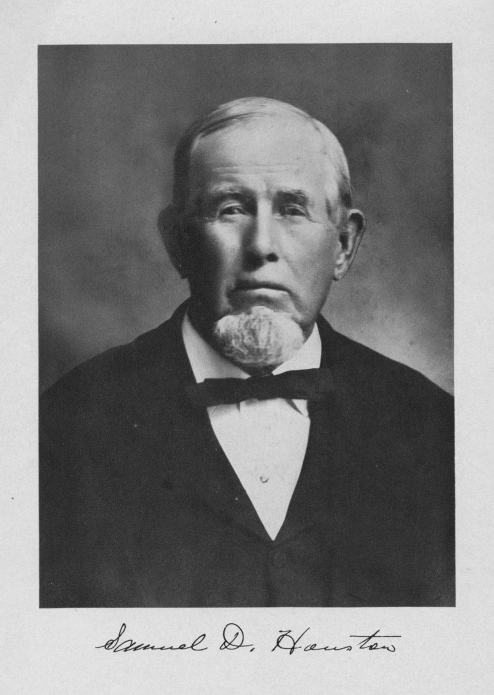 Samuel Dexter Houston