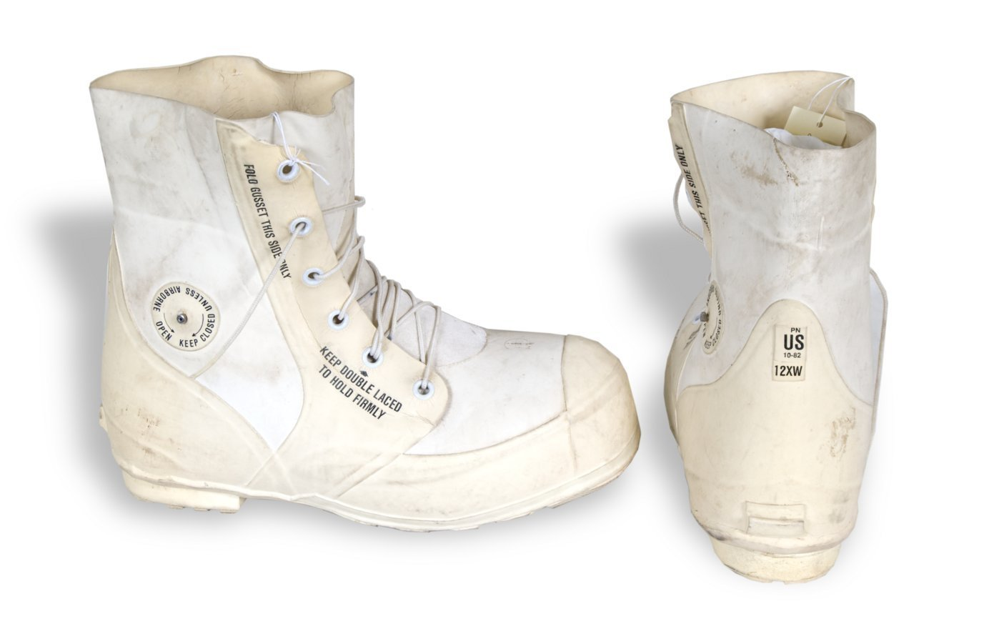 Uniform boots - 2