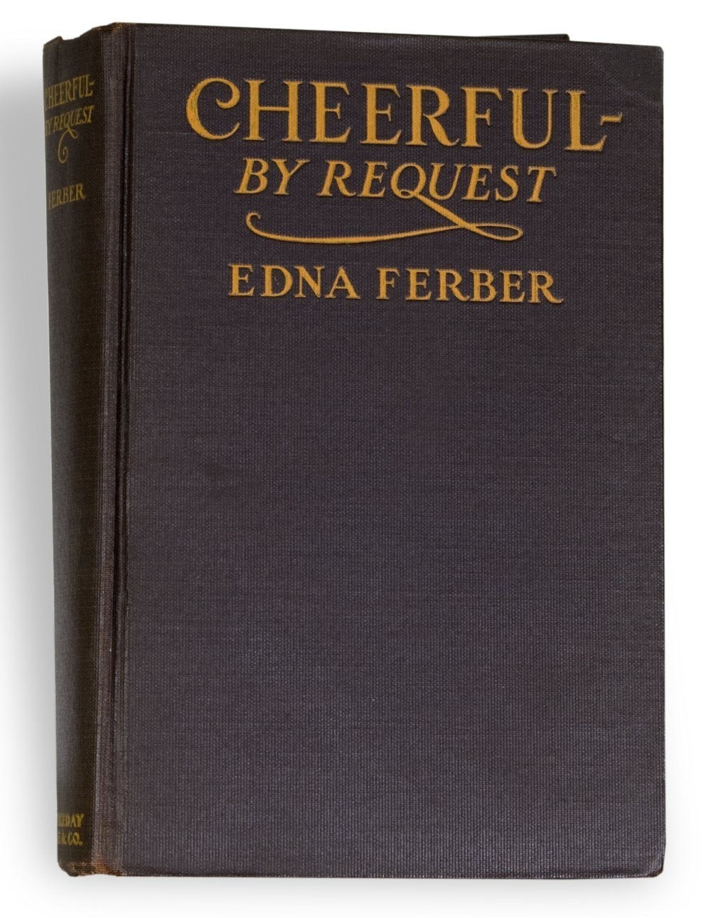Edna Ferber inscribed book - 1