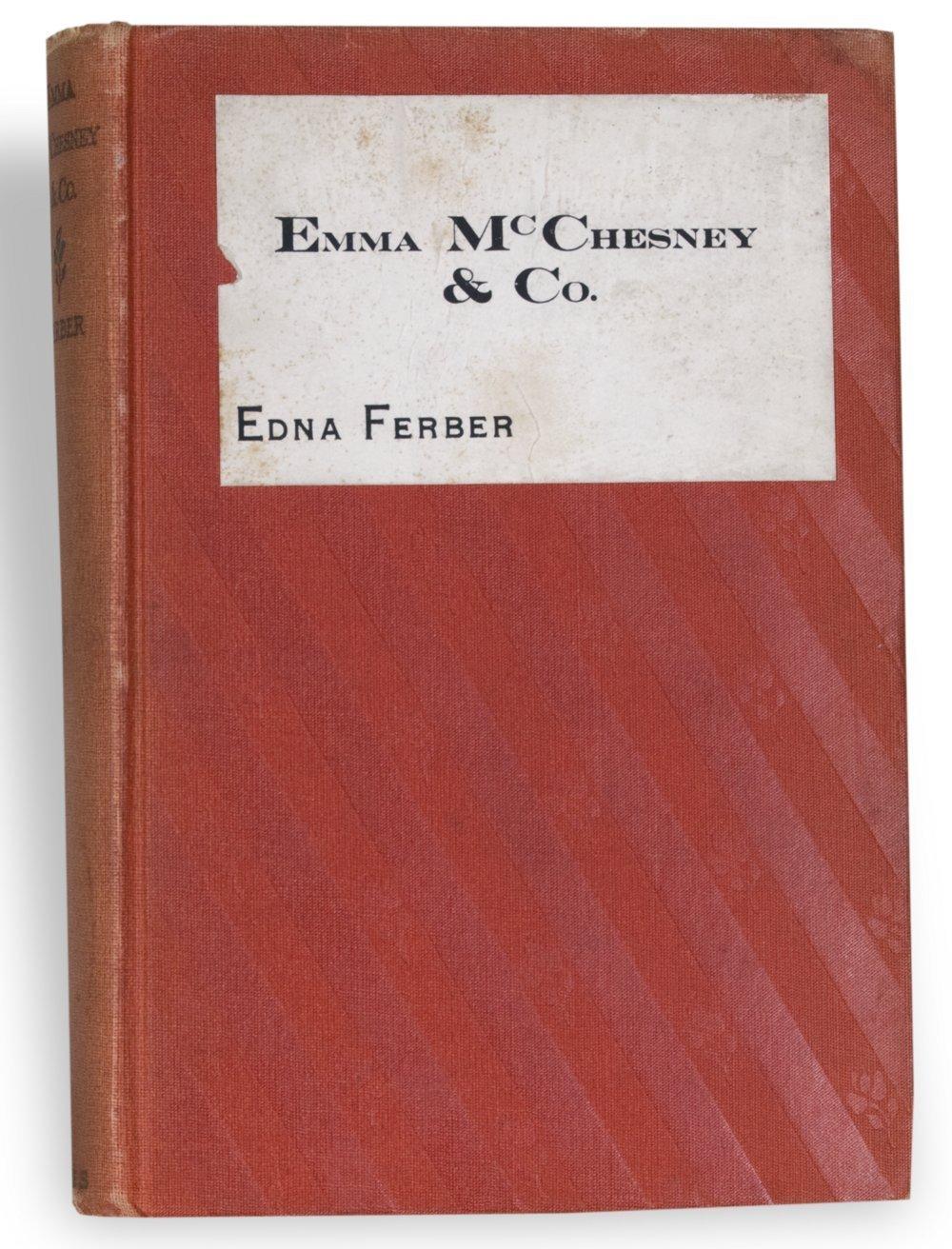 Edna Ferber inscribed book - 1