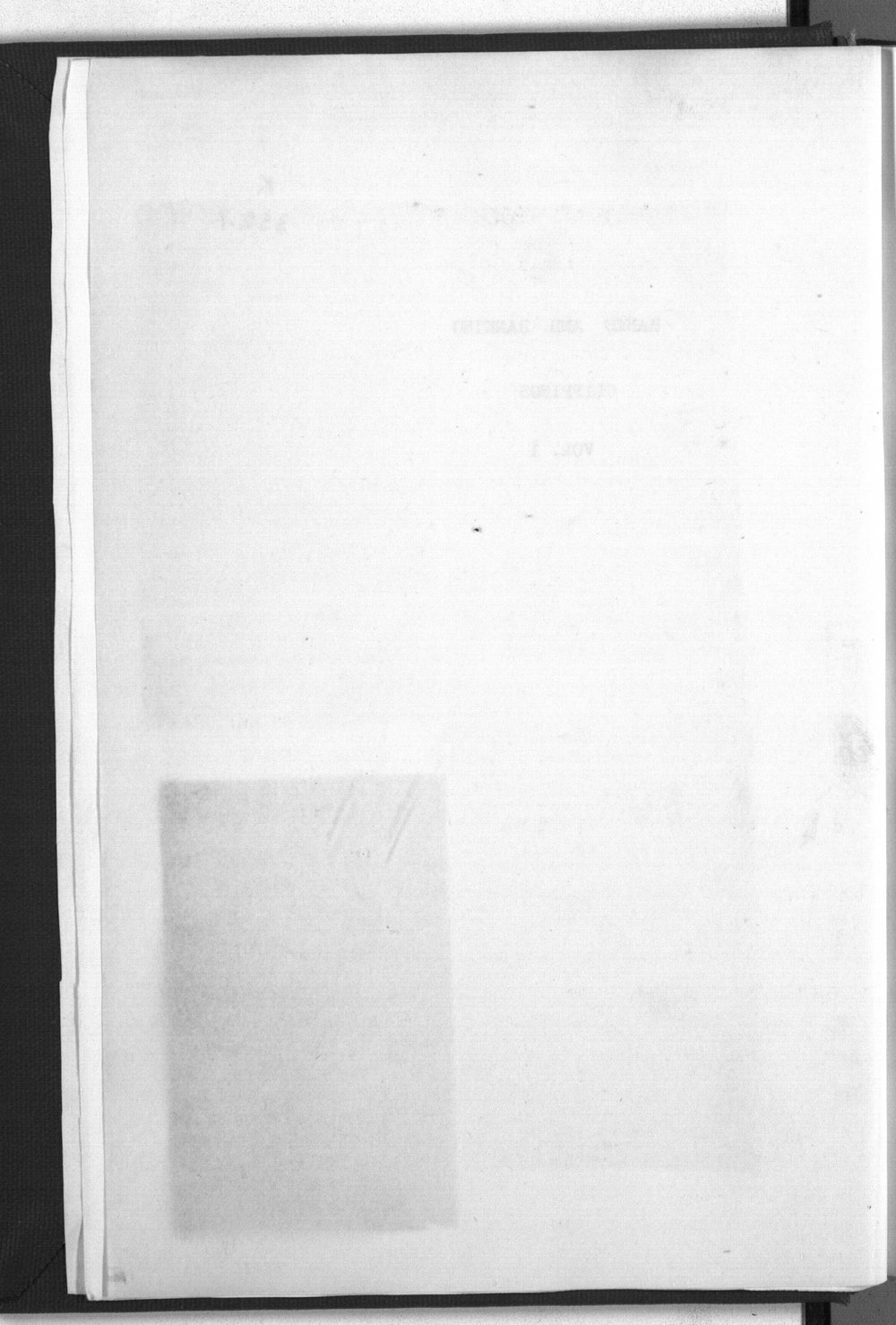 Banks and banking newspaper articles - blank page